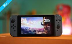 nintendo switch prime day 2019 deal
