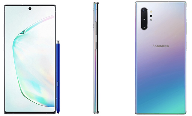 Galaxy Note 10 Official Images Leaked