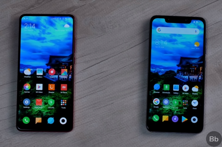 poco f1 vs redmi k20 pro - what's missing?