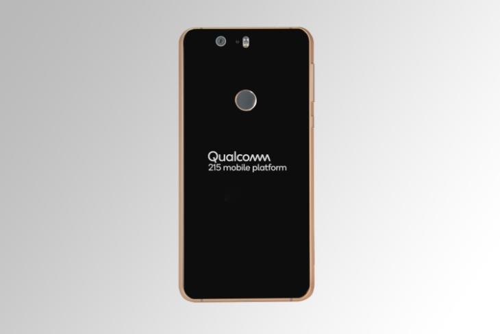 qualcomm snapdragon 215 announced