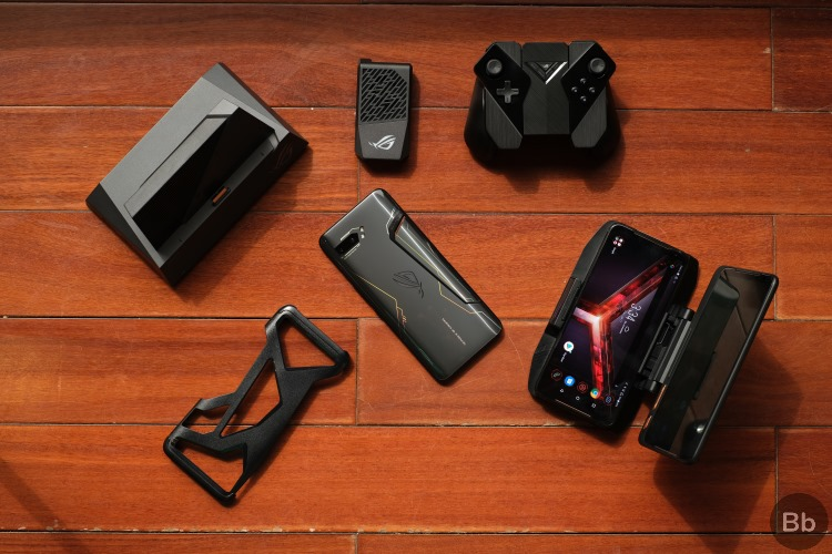 rog phone 2 accessories