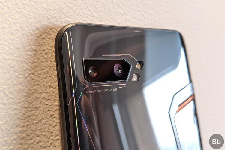 rog phone 2 cameras
