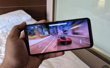 rog phone 2 - gaming - asphalt 9