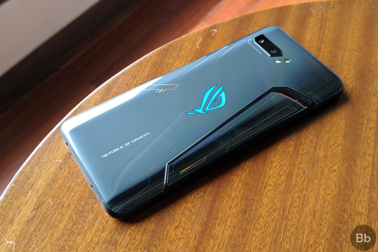 ASUS ROG Phone 2 official specs confirm a beastly gaming phone