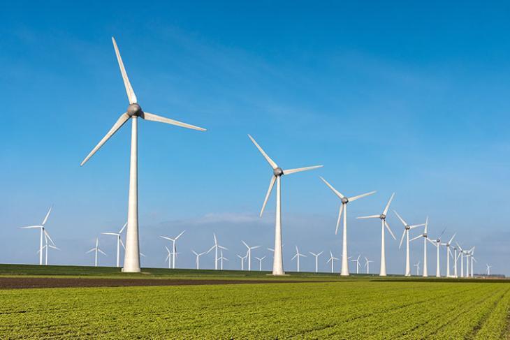 scotland wind mills