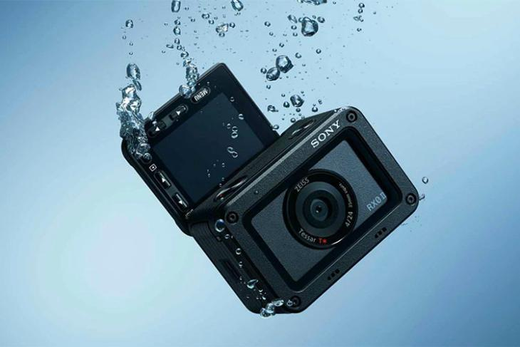 sony rx0 ii camera launched india