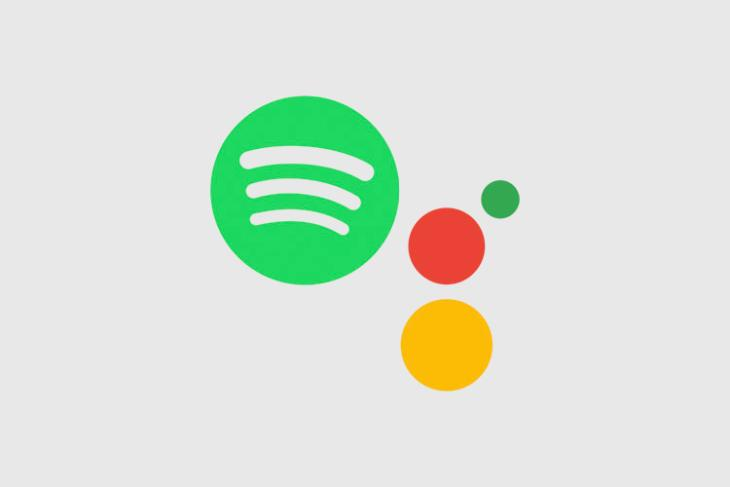 spotify google assistant support