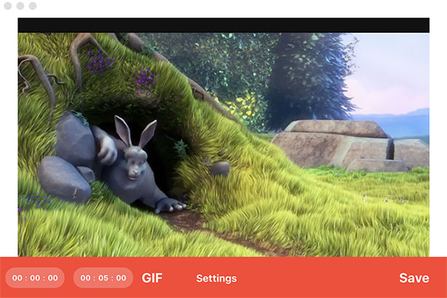 This macOS App Lets You Easily Convert Videos to GIFs