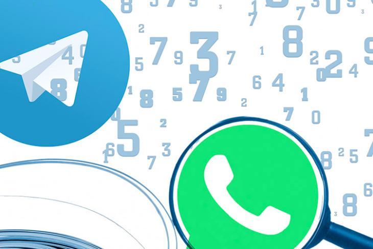 whatsapp telegram media files hackable