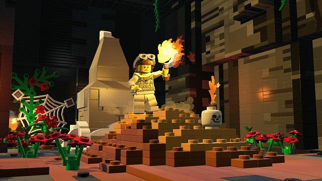 10. Lego Worlds
