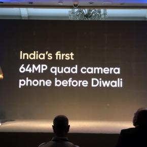 64MP Realme phone body2