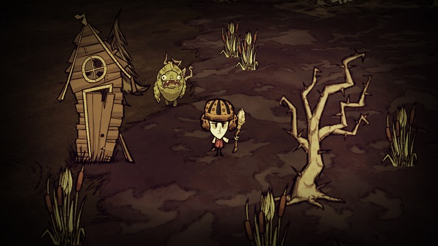 7. Don't Starve