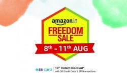 AMZ Freedom Sale August 2019 website