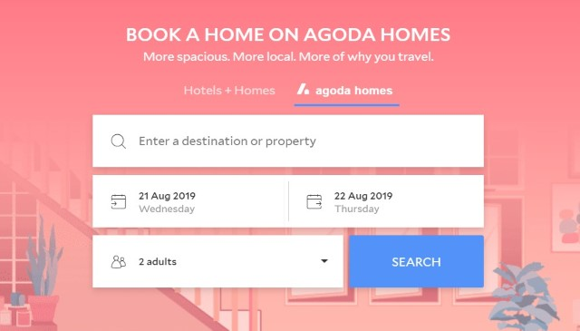 Agoda Home
