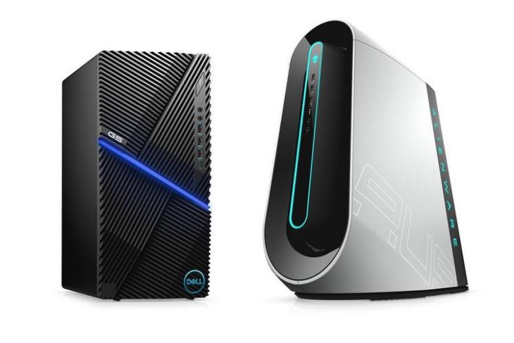 Alienware Aurora R9 Dell G5 Gamescom website
