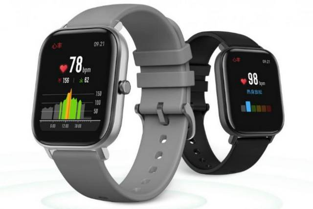 Huami Launches Amazfit GTS, Stratos 3 Smartwatches in China