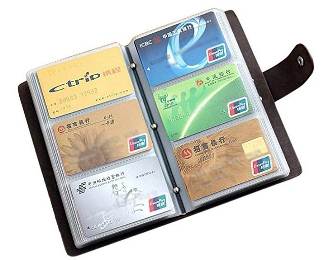 Boshino Apple Card holder