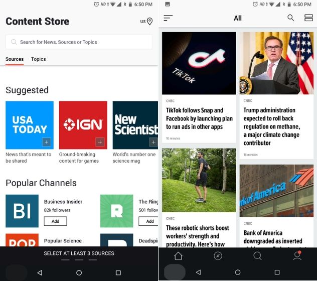 Bundle Best Google News Alternatives