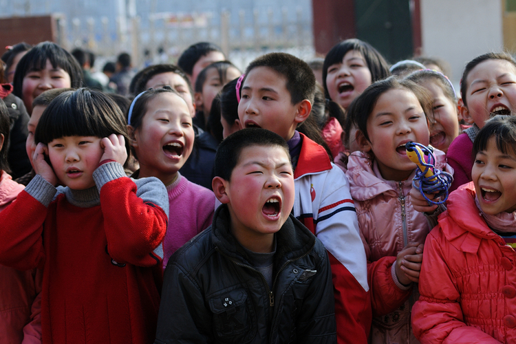Chinese schoolchildren work overnight to assemble Amazon Alexa devices