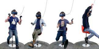 Cybershoes VR