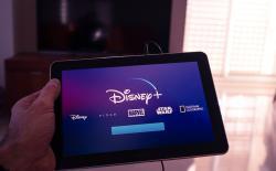 Disney+ Plus shutterstock website