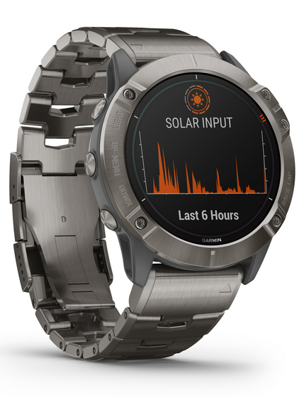 Garmin Fenix 6X Pro Smartwatch With Solar Charging Launched in India