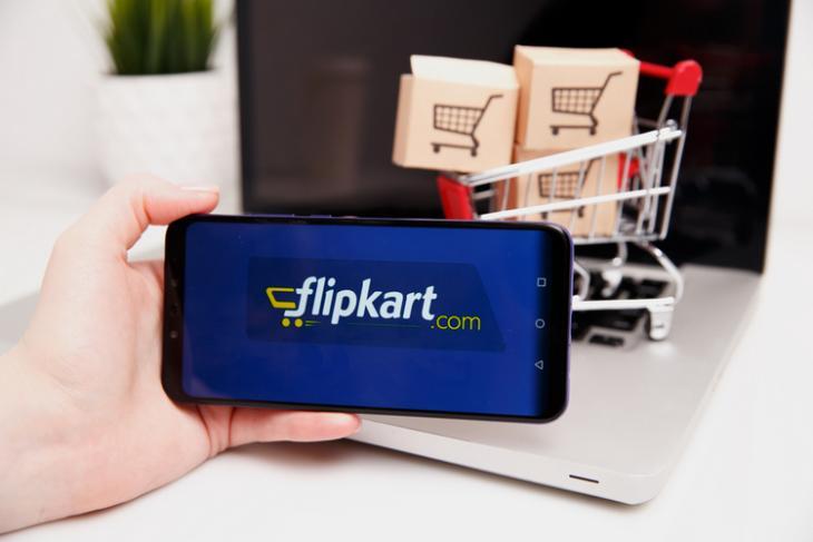 Flipkart logo shutterstock website