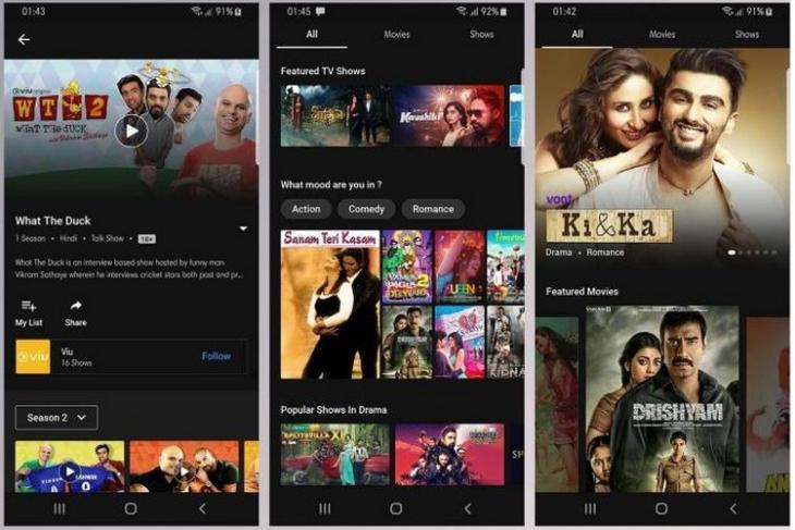 Flipkart videos website