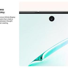 Galaxy Note 10 leak body1