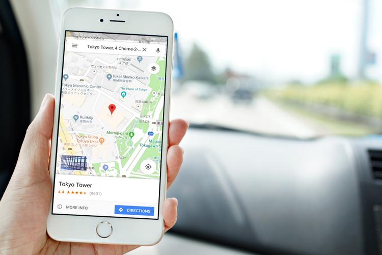 Google Maps Pairs Transit Directions With Biking, Ridesharing