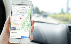 Google Maps shutterstock website