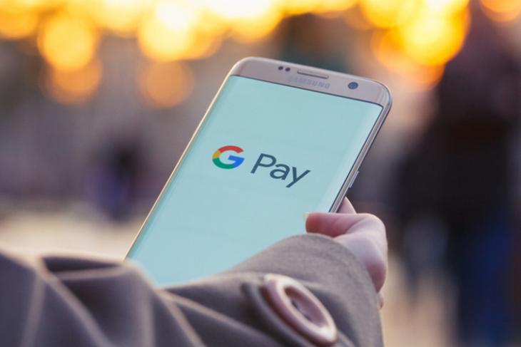 Google Pay shutterstock website