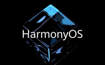 Harmony OS website