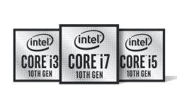Intel Comet Lake website