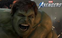 Marvel's Avengers website
