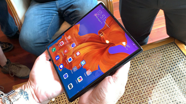 Huawei Mate X Foldable with Kirin 980 Goes on Sale from Nov 15