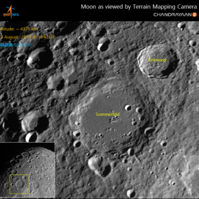Moon Crater body (2)