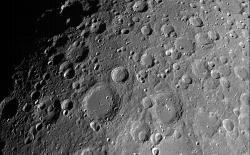 Moon Crater website