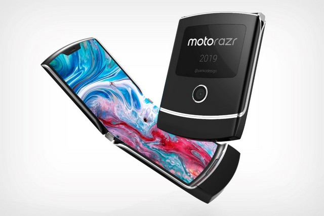 Moto Razr 2019 With Folding Display May Launch for €1,500 in Europe This Fall
