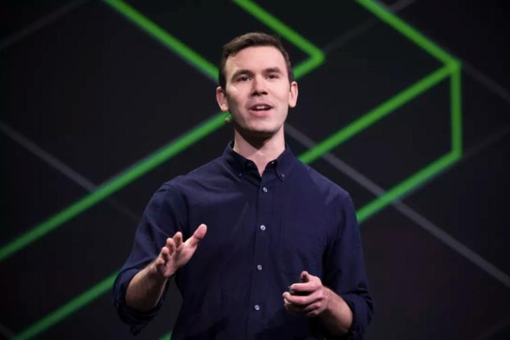 Nate MItchell Oculus Co Founder