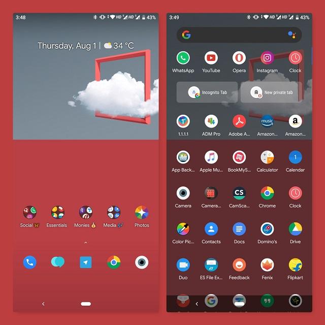 OxyPie Free Icon Pack - Round UI
