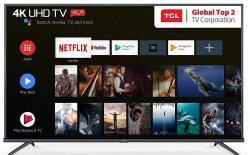 TCL P8E 4K TV website