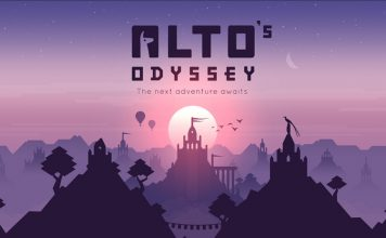 alto's odyssey, epic game store
