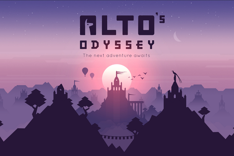 alto's odyssey, epic game store