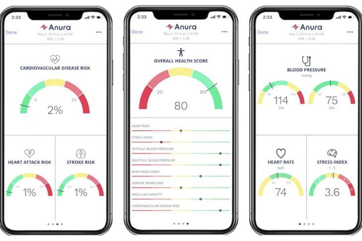 anura-selfie-video-health-app