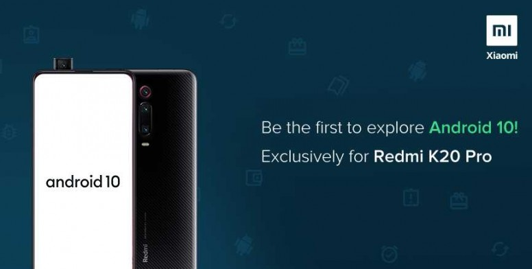 Redmi K20 - Android 10