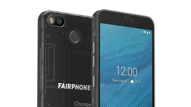 fairphone 3 design