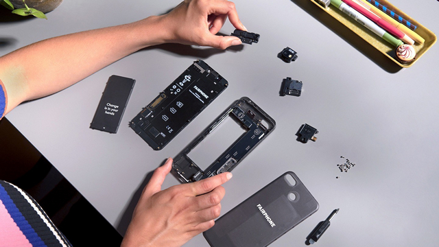 fairphone 3 teardown