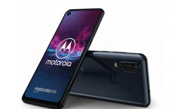 Motorola One Action specs, price and availability