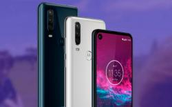 Motorola One Action launched: specs, features and price - Motorola phones Android 11 update